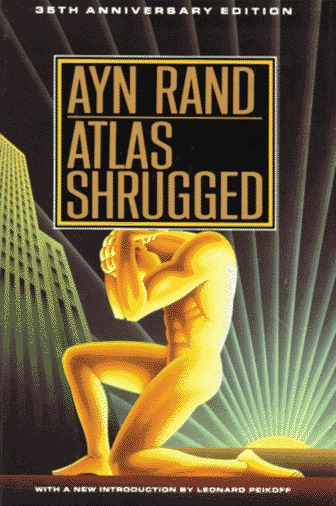 """Atlas Shrugged"""